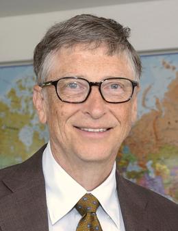 Bill Gates co fondateur microsoft