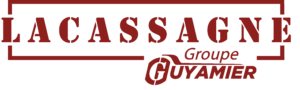 Logo Lacassagne Groupe Guyamier